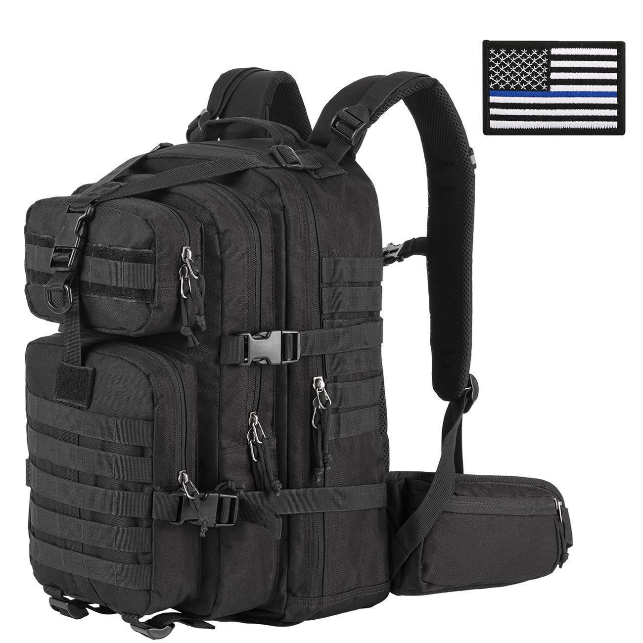 Military Tactical Backpack Small 3 Day Assault Pack Army Molle Bug Out...