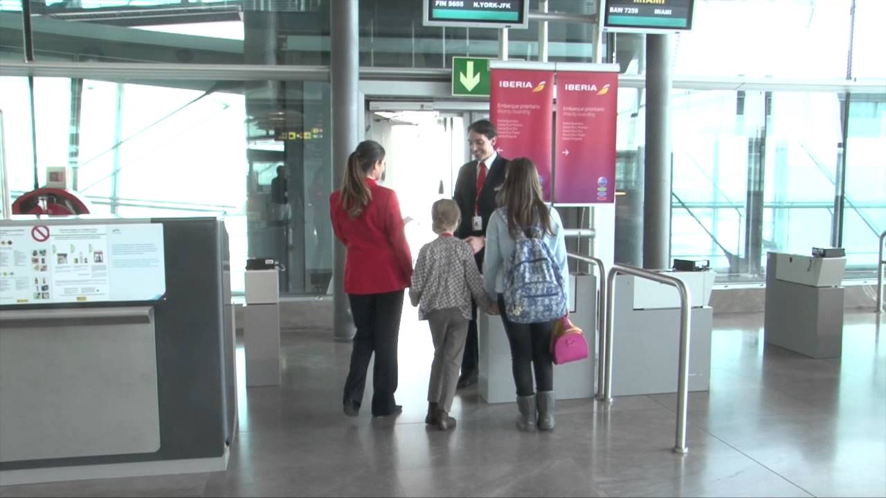 Minors traveling alone
