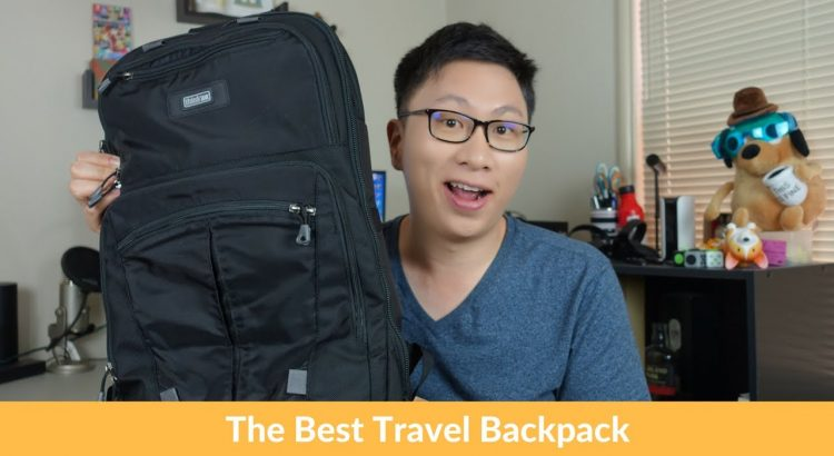 My Favorite Travel Backpack: Think Tank Photo • Shape Shifter