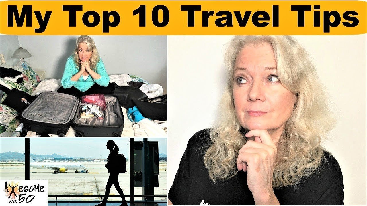 My Top 10 Travel Tips, Airplane, Flight Packing Rules, Carry ons, Trip...