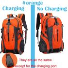 NEW Mens Womens Travel Sports Non/Charging Backpack Laptop Notebook  S...