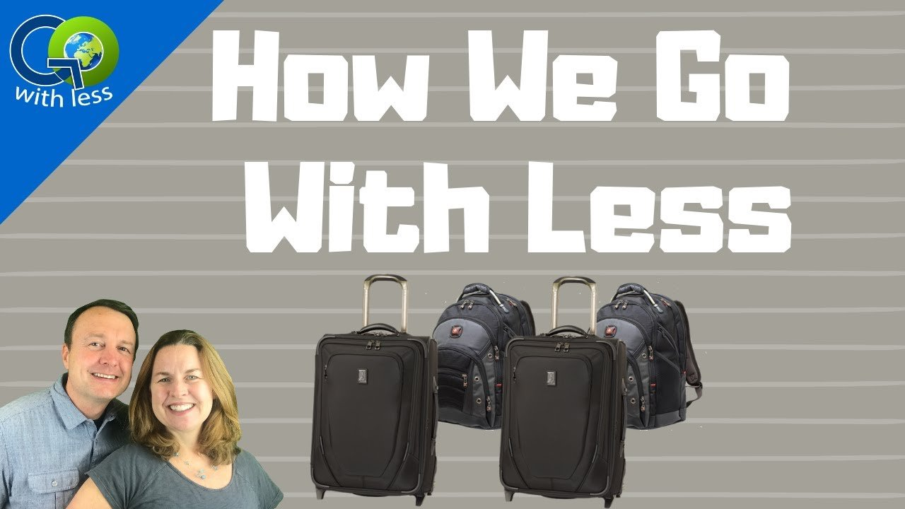 Our Packing Tips for Easier Travel