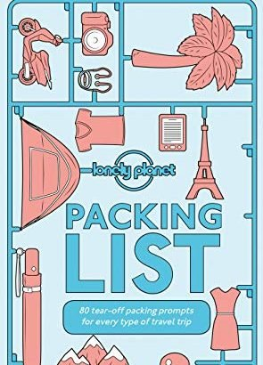 Packing List (Lonely Earth) - Packing List Lonely Planet 295x410