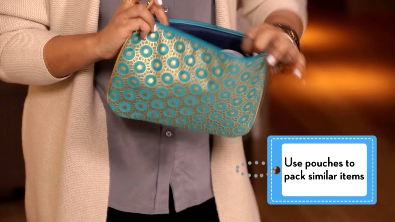 Packing Tips Travel Tote | MORE