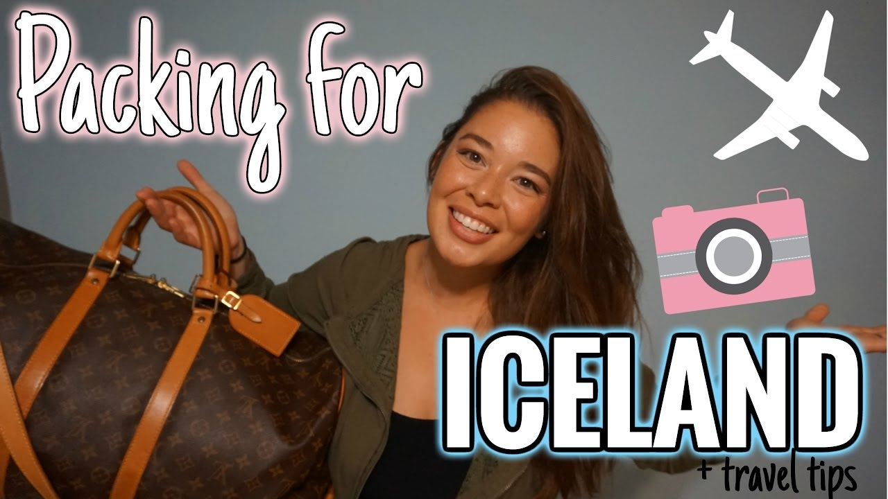 Packing for Iceland | Travel Tips