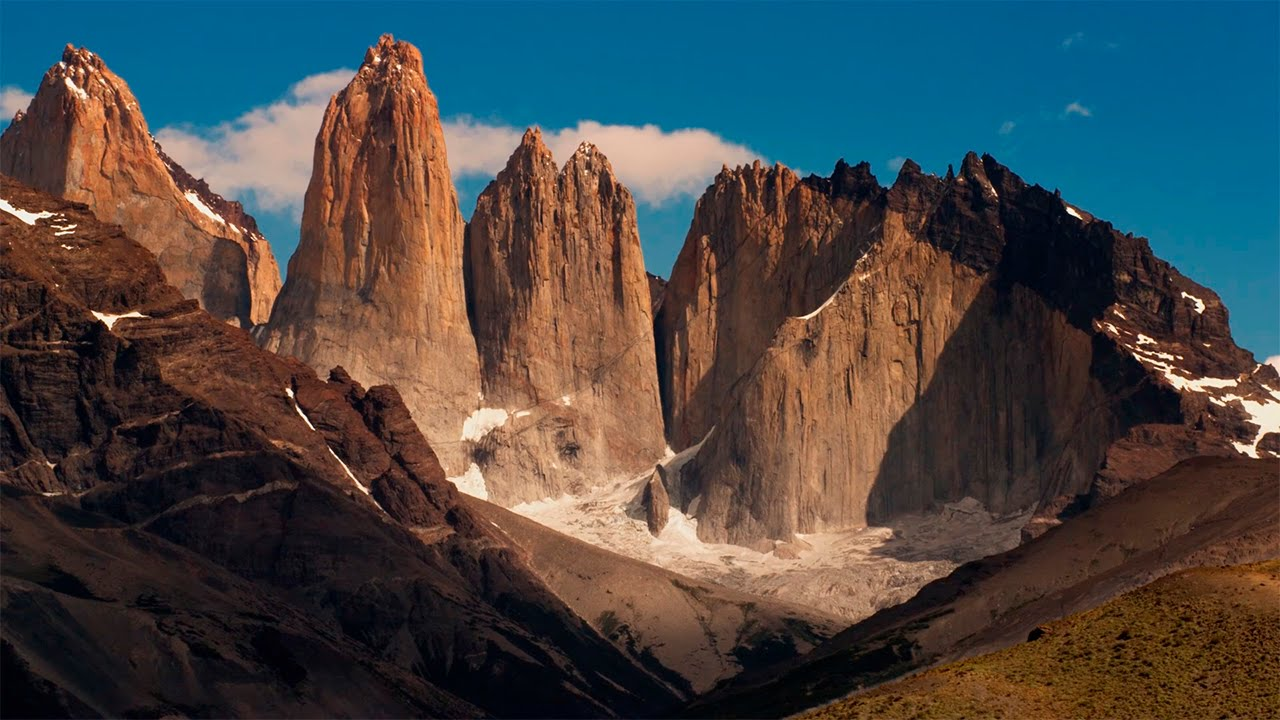 Patagonia Travel Experience Video by EcoCamp - Torres del Paine Nation...