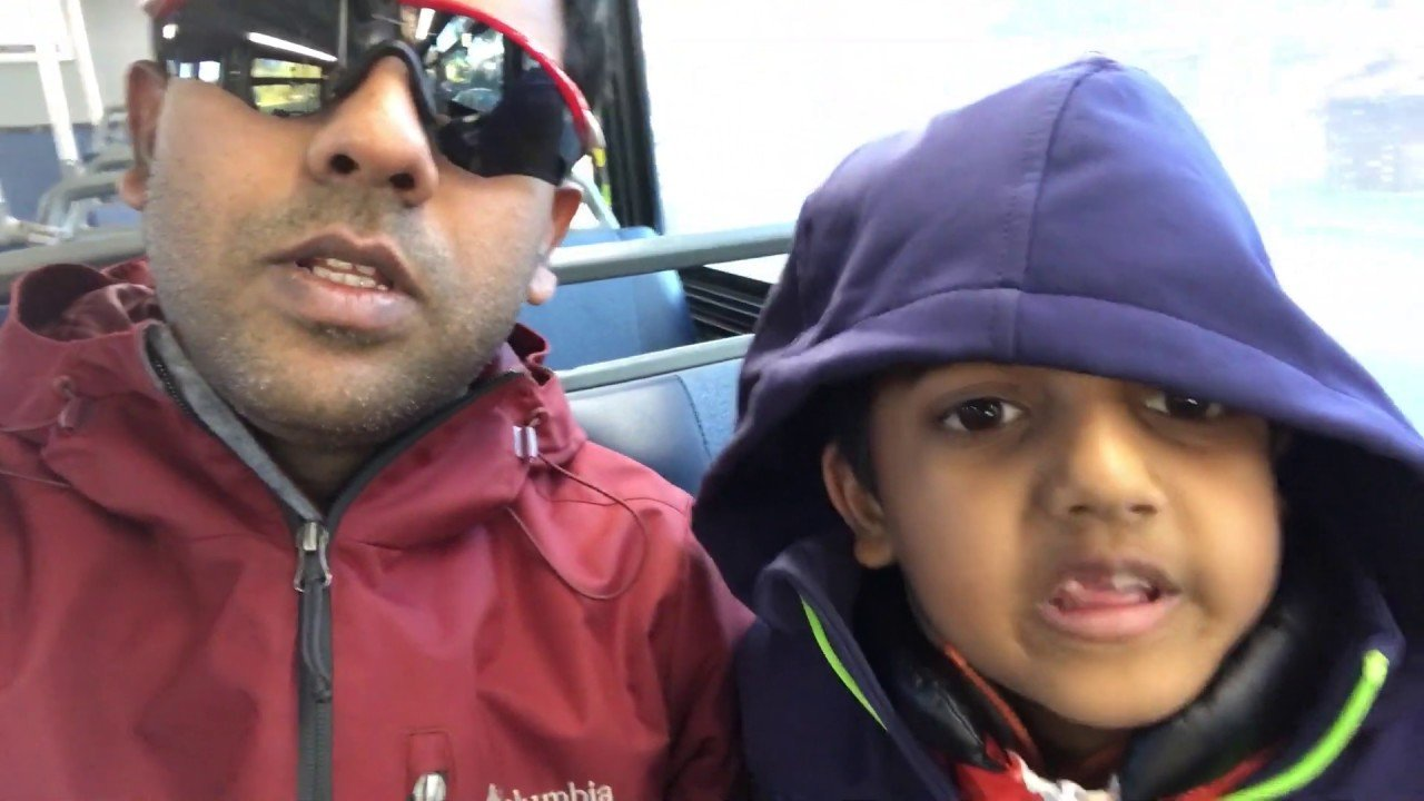 Public Bus Travel Experience USA (2019) | Tamil VLOG