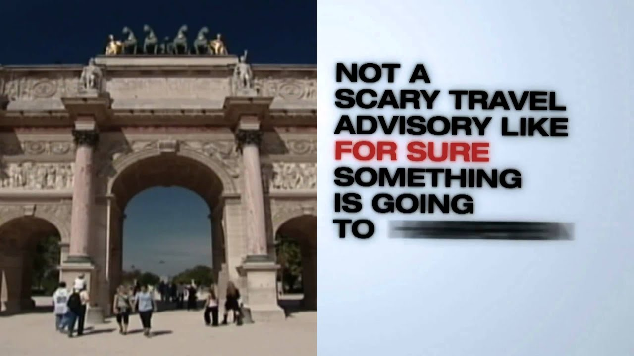 Rick Mercer: Travel Advisory | CBC