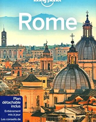 Rome 10ed (town guide) (French version) - Rome 10ed City guide French Edition 325x410
