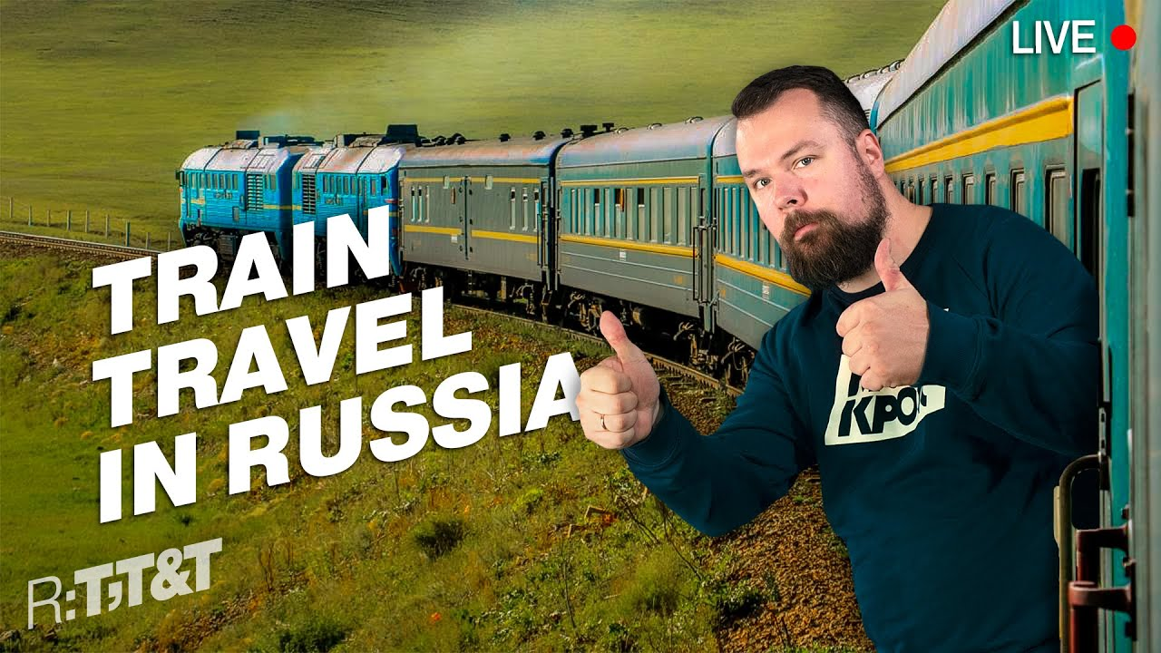 Russian American shares his Train Travel Experience | Tim Kirby's ...