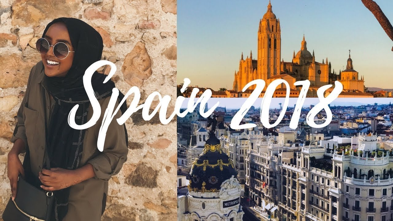 SPAIN TRAVEL EXPERIENCE 2018!