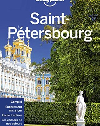 Saint-Petersbourg 3ed (town guide) (French version) - Saint Petersbourg 3ed City guide French Edition 325x410