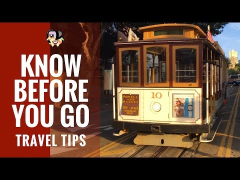 San Francisco Travel Tips: Planning, Packing, Getting Around, What To ...