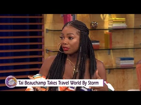 "Sister Circle | Tai Beauchamp's Travel Adventures On ""Lens Of Culture..."