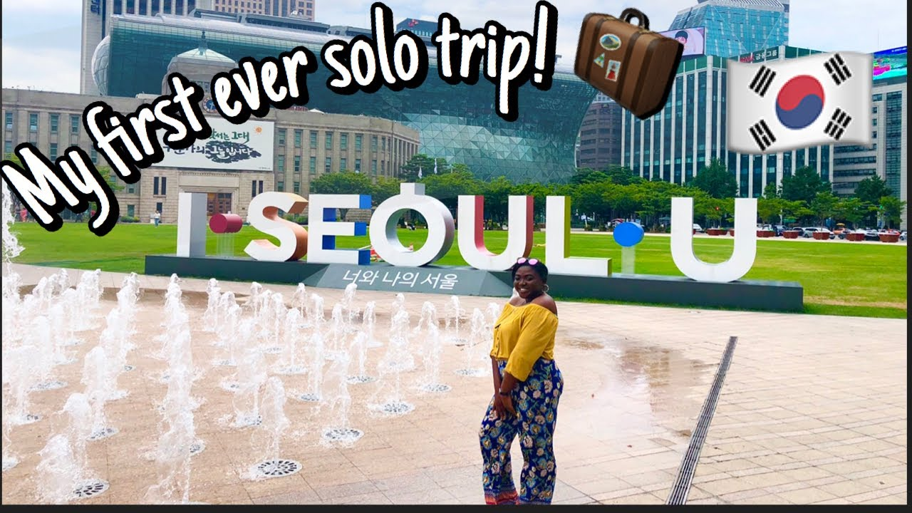 Storytime: My FIRST ever SOLO TRAVEL experience +tips and tricks for y...