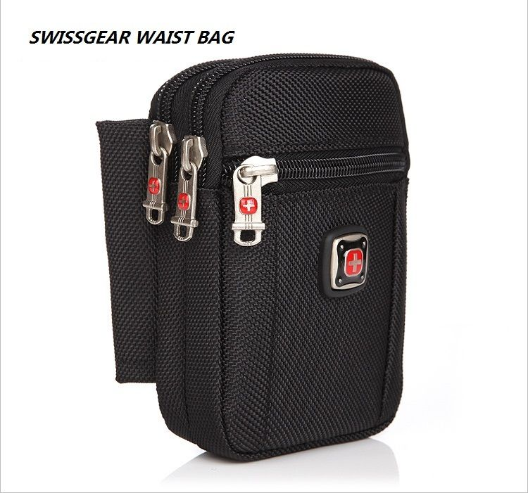 Swissgear waist bag Hiking Jogging Bum Pack travel bag working bag sma...