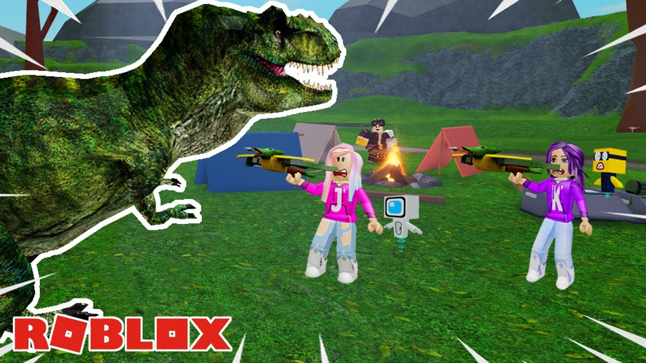THE PREHISTORIC HORROR TRIP TO 68,000,000 BC ? / ROBLOX