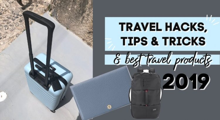 TRAVEL HACKS AND PACKING TIPS | Travel Favorites 2019 | This or That