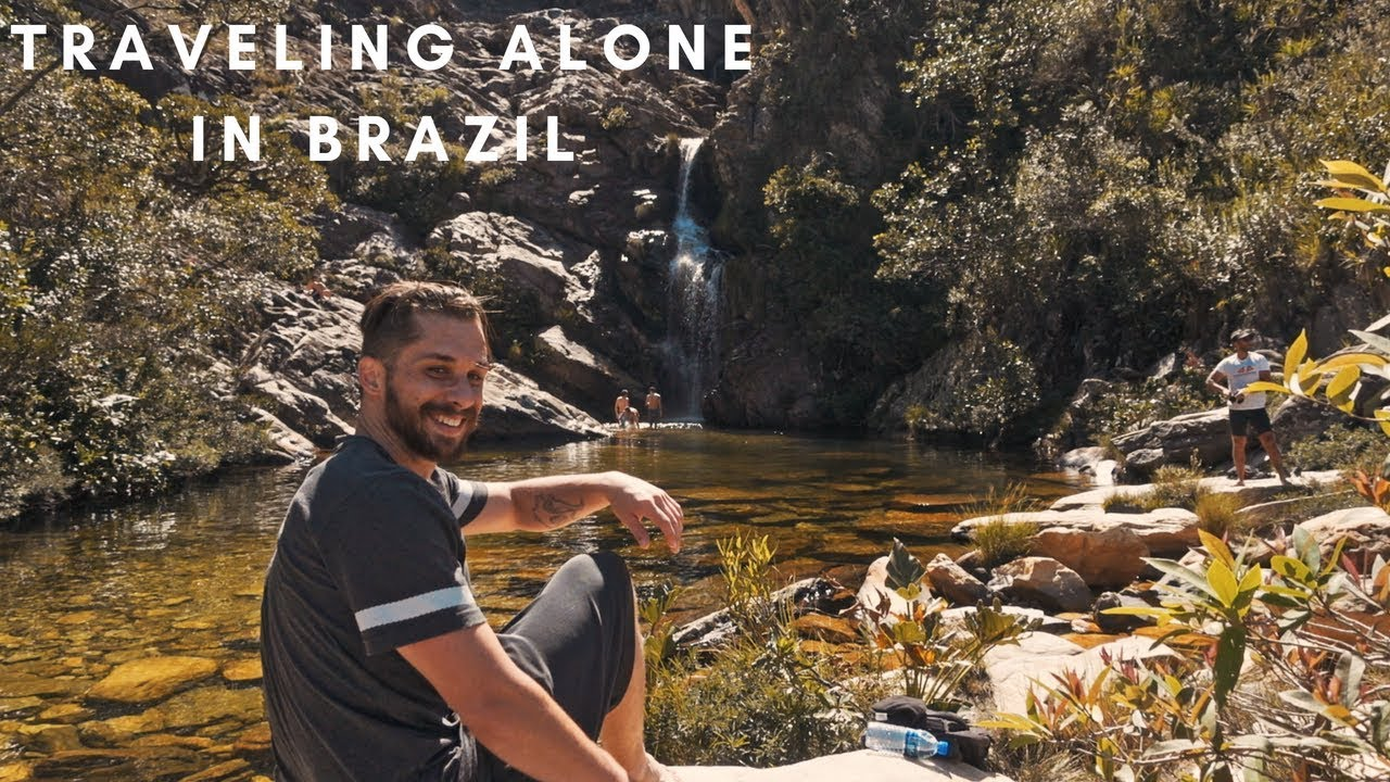 TRAVELING ALONE IN BRAZIL