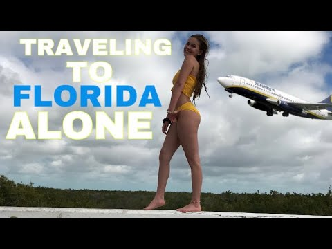 TRAVELING ALONE TO FLORIDA!!