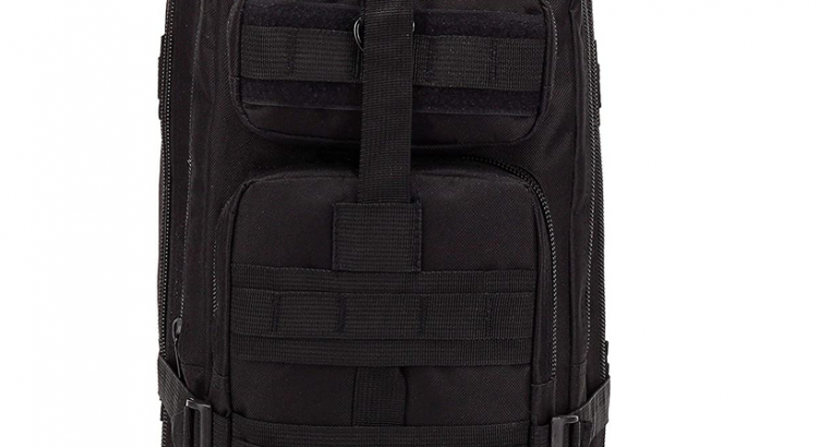 Tactical Backpack 30L 600D Military Day Pack for Travel Hiking Trekkin...