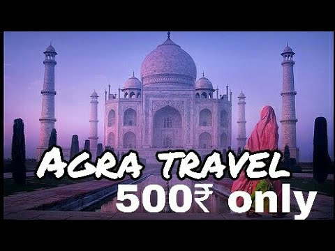 Tajmahal Agra || My travel experience || india travel vlog in hindi | ...