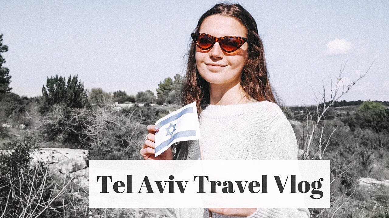 Tel Aviv Travel Vlog | Travel Guide and Experience | Israel trip part...