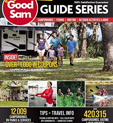 The 2020 Sam that is good Guide for the RV & Outdoor Enthusiast - The 2020 Good Sam Guide Series for the RV 377x410
