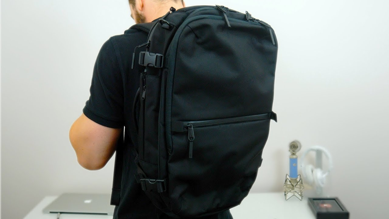 The Aer Travel Pack 2 Is The Perfect Travel Backpack