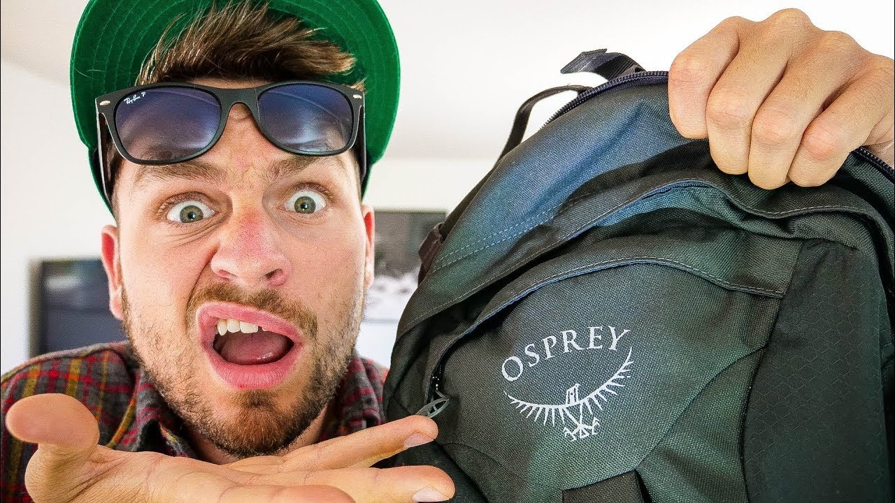 The BEST Travel Backpack of 2018? | 90 Second Gear Reviews
