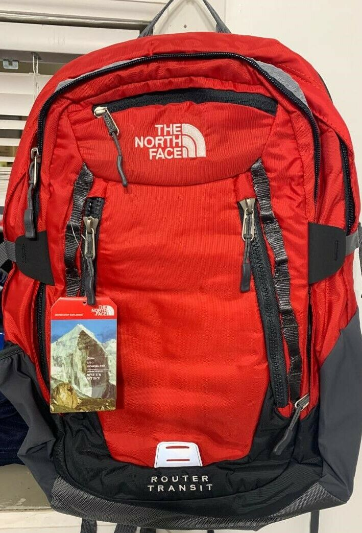 """The North Face Router Transit 17"""" Laptop Backpack"""