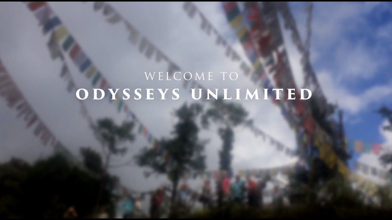 The Odysseys Unlimited Small Group Travel Experience