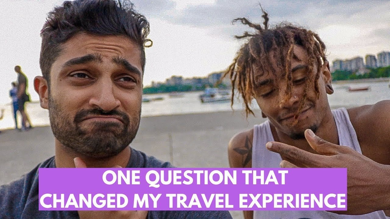 The One Question THAT CHANGED My Solo Travel Experience
