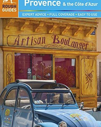 The harsh Guide to Provence & Cote d'Azur (Rough Guides) - The Rough Guide to Provence Cote dAzur Rough Guides 326x410