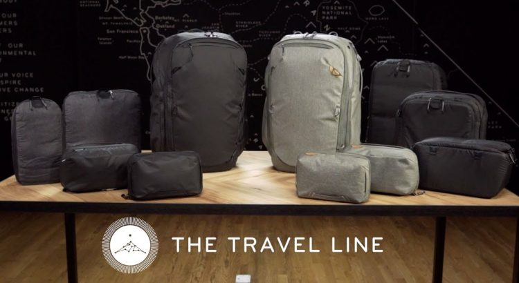 The Travel Line by Peak Design