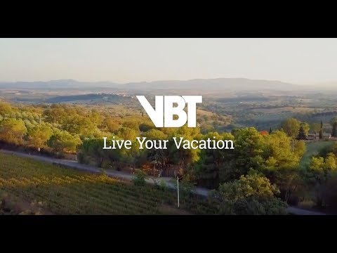 The VBT Active Travel Experience: Bike Tours and Walking Vacations 201...
