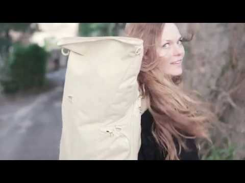 The WAYKS ONE: A sustainable & transformable Travel Backpack