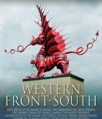 The Western Front - Southern: Battlefield Guide (significant and Mrs Holt's Bat... - The Western Front South Battlefield Guide Major and Mrs 352x410