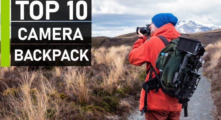 Top 10 Best Camera Backpacks for Travel & Hiking
