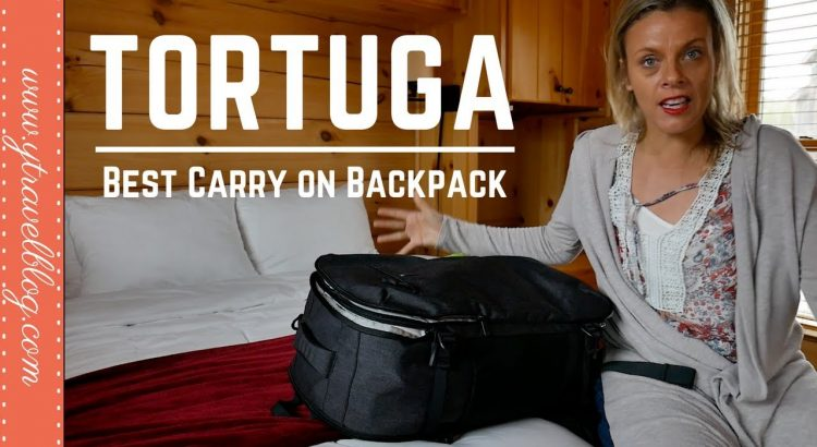 Tortuga Travel Backpack Review: Best Carry on Backpack