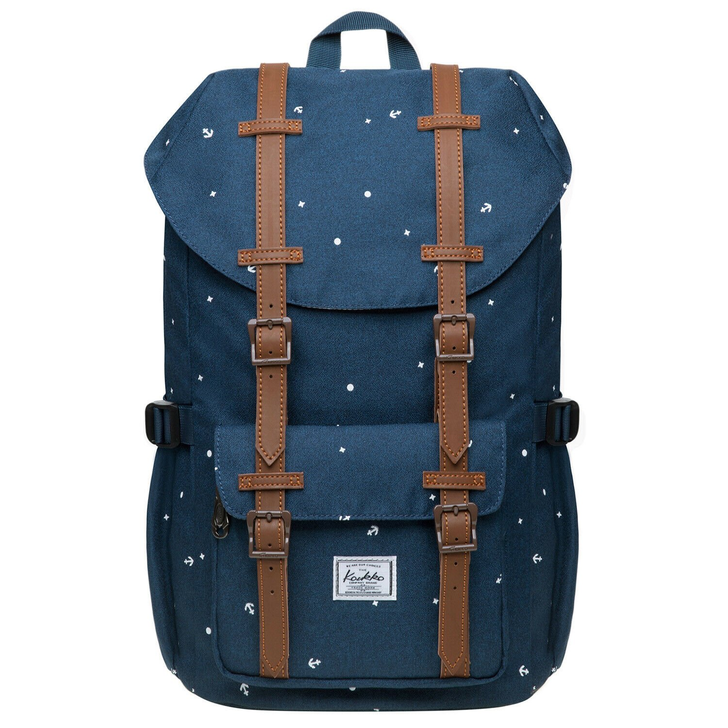 Travel Hiking& Camping Rucksack Pack, Casual Large College School ...