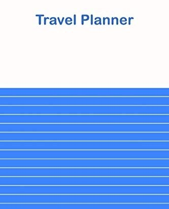 Travel Planner: Comprehensive Guide to Preparing Your Trip | Pretty Minim... - Travel Planner Comprehensive Guide to Planning Your Trip Cute 333x410