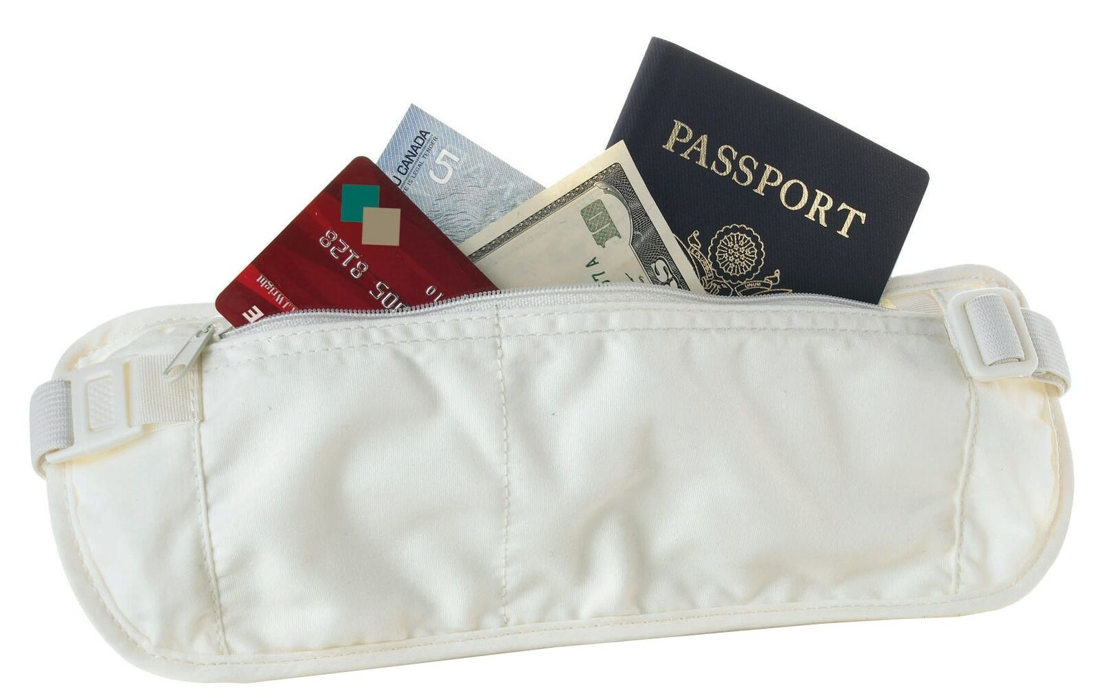 Travel Smart by Conair P3100 Waist Security Pouch