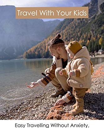 Travel With The Kids: Simple Travelling Without Anxiousness, Strategies For Happy... - Travel With Your Kids Easy Travelling Without Anxiety Tips For 333x410