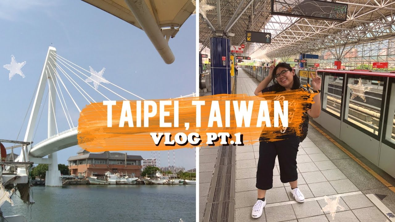 Traveling Alone & Adventures in Taipei, Taiwan l Vlog 1