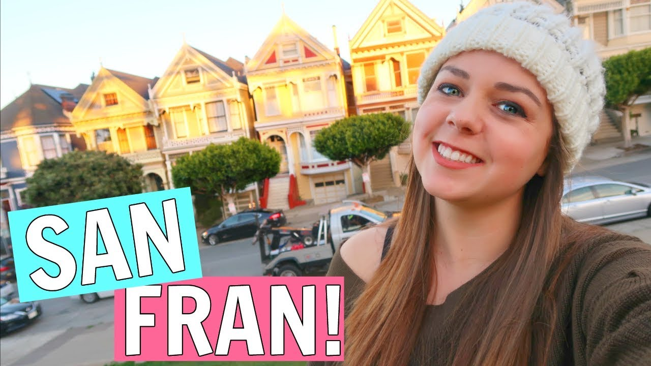 Traveling Alone in San Francisco! Solo Travel Vlog!