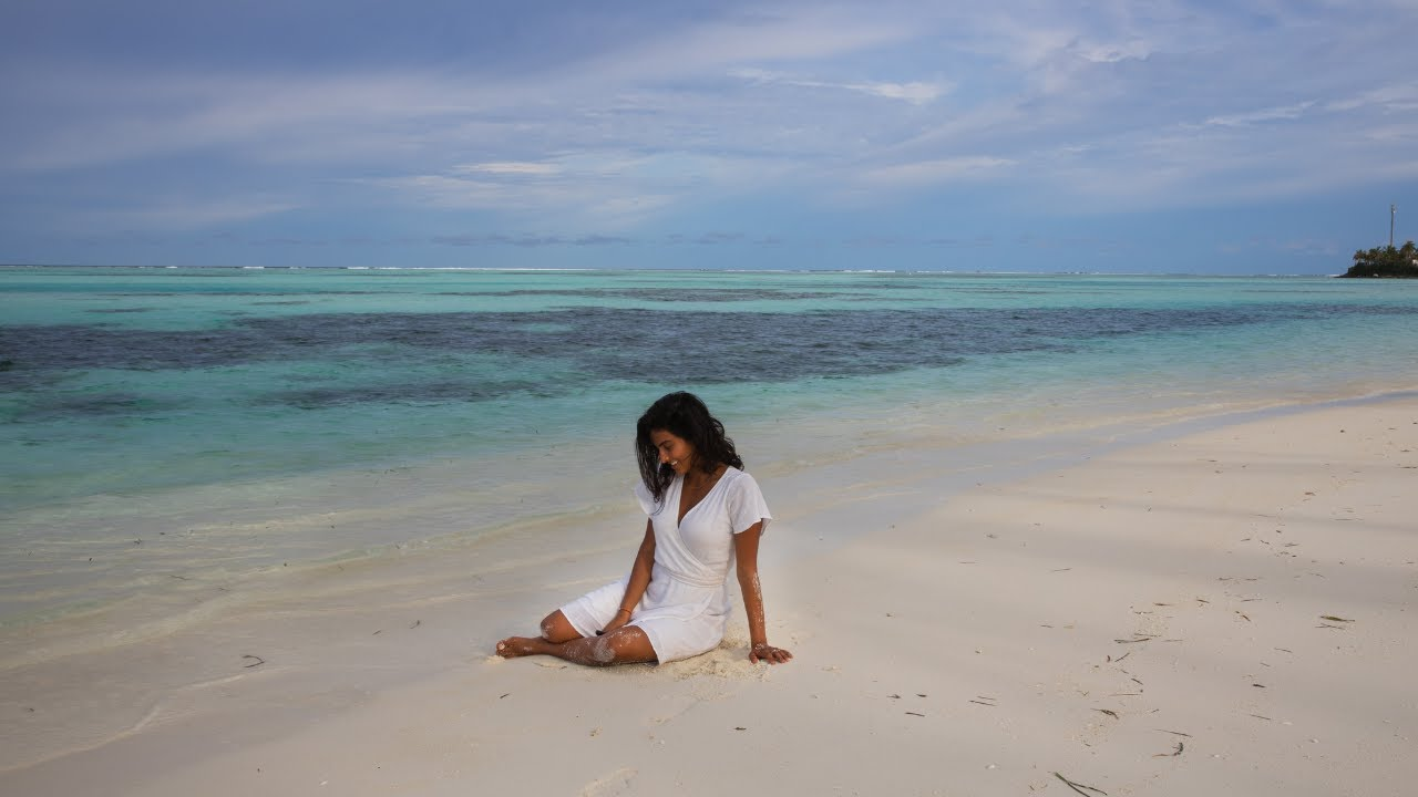 Traveling alone to the Maldives