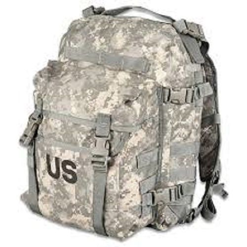 US Army Military Issue Digital ACU pack 3 Days Molle Back Pack Backpac...