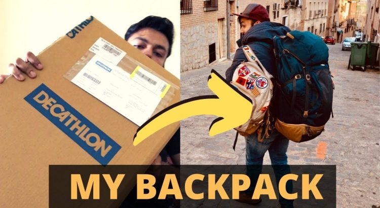 Unboxing my travelling Backpack?