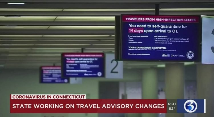 VIDEO: State makes changes to travel advisory policy